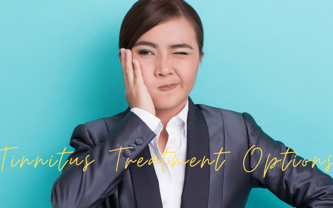 Tinnitus Treatment Options