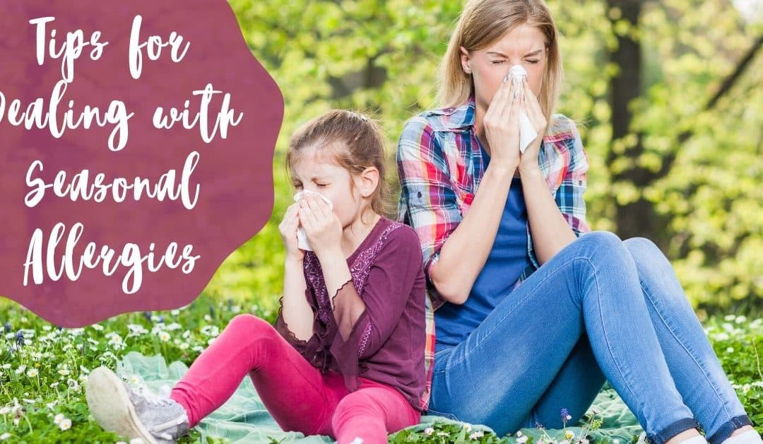 Tips for Dealing with Seasonal Allergies
